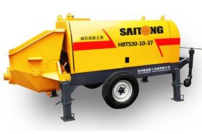 赛通重工 HBTS30-10-37经济型细石混凝土 拖泵