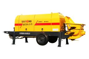 赛通重工 HBTS50-13-75 拖泵