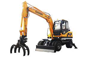 德州宝鼎 WYL90-7蔗木装卸 挖掘机