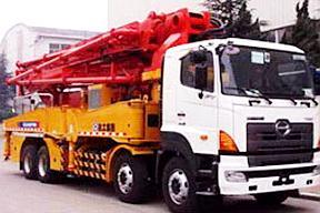 赛通重工 HB48 泵车