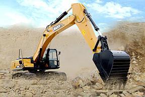 三一重工SY335H-10挖掘机