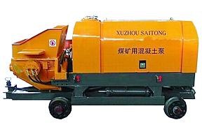 赛通重工 HBMG309-45S煤矿用混凝土 拖泵