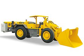 正泰机械 ZT850 铲运机