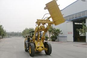 正泰机械ZT926-16侧翻装载机
