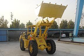 正泰机械 ZT926-16带防滑链 装载机