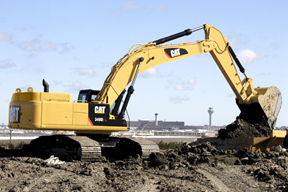 卡特彼勒 340D2L 挖掘机