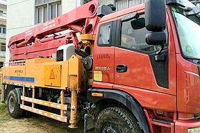九合重工 JH5191THB-28 泵车
