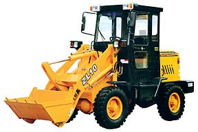和丰机械 ZL08B 装载机