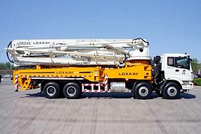福田雷萨 BJ5393THB-1 泵车