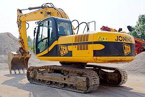 杰西博 JCB220 挖掘机