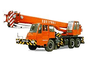 四川长江 QY25 起重机