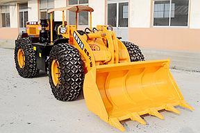 银泽 ZL928II型加重矿用 装载机