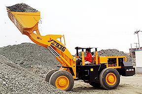 银泽 ZL936矿用 装载机