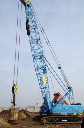 杭重机械 HZQH7000 强夯机
