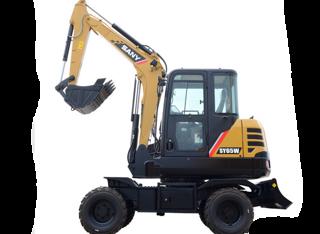三一重工 SY65W-10 挖掘机