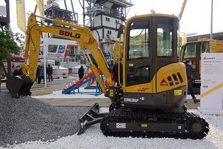 山东临工ER363F挖掘机