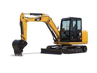 卡特彼勒 305.5E2 挖掘机