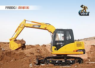 雷沃重工 FR80D 挖掘机图片