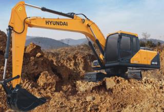 现代 R215VS 挖掘机