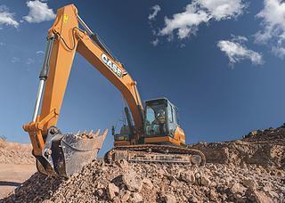 凯斯 CX210C 挖掘机