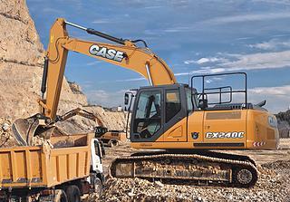 凯斯 CX240C 挖掘机