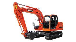 斗山 DX120-9C 挖掘机