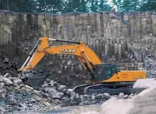 凯斯CX800BME挖掘机