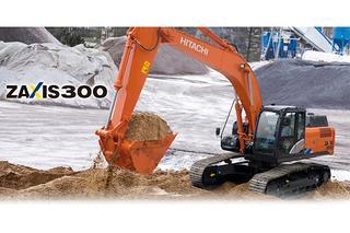 日立 ZX300-5A 挖掘机