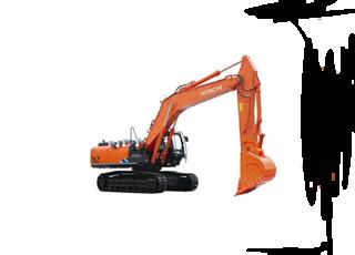 日立 ZX360K-5A 挖掘机