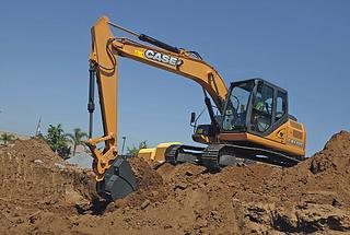 凯斯 CX130C 挖掘机