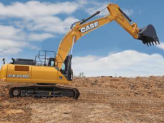 凯斯 CX350C 挖掘机