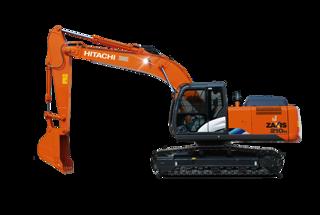 日立 ZX210H-5A 挖掘机