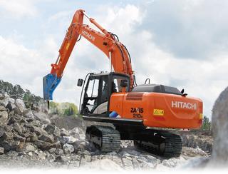 日立 ZX210K-5A 挖掘机