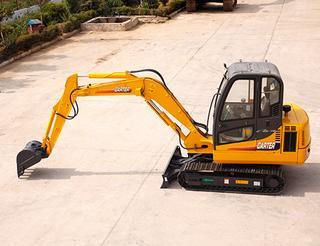 卡特重工 CT45-8B 挖掘机