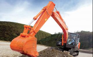 日立ZX130-5G挖掘机