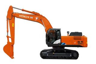 日立ZX350H-5A挖掘机