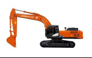 日立ZX350H-5G挖掘机