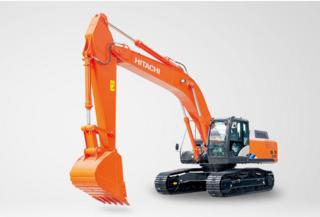 日立ZX330LC-5A挖掘机