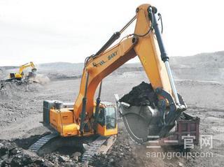 三一重工 SY700C 挖掘机图片