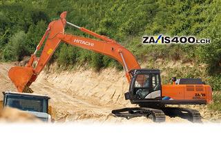 日立 ZX400LCH-5A 挖掘机