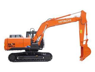日立ZX160LC-5A挖掘机