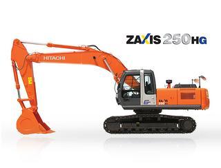 日立ZX250H-5G挖掘机