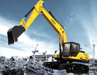 雷沃重工FR220D挖掘机
