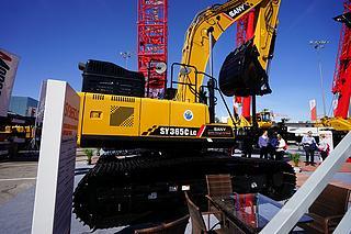 三一重工SY365CLC挖掘机