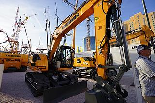 利勃海爾 R920 挖掘機圖片