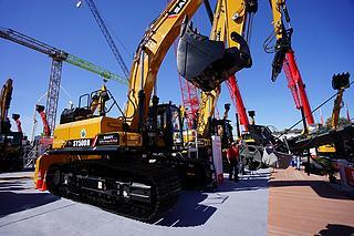 三一重工SY500H挖掘机