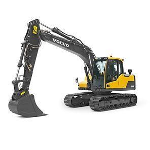沃尔沃 EC140DL 挖掘机