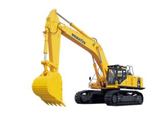 小松 PC650LC-8EO 挖掘机