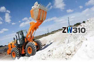 日立 ZW310-5A 装载机