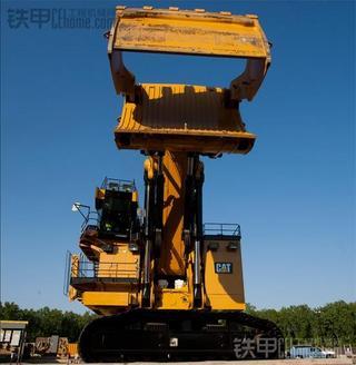 卡特彼勒6120B H挖掘机